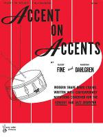 Elliot Fine and Marvin Dahlgren Accent on Accents Elliot Fine Marvin Dahlgren