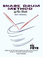 Carl Fischer Share Drum Method by Vic Firth Book1 Elementary Carl Fischer