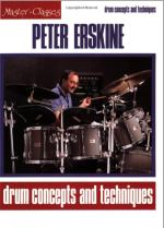 Peter Erskine - Drum Concepts and Techniques Peter Erskine