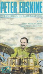 Peter Erskine Everything Is Timekeeping Peter Erskine