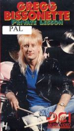 Gregg Bissonette PRIVATE LESSON Gregg Bissonette