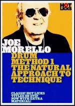 Joe Morello DRUM METHOD 1 The Natural Approach to Technique Joe Morello