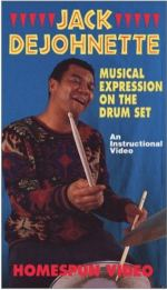 Jack Dejohnette Musical Expression Of The Drum Set Jack De Johnette