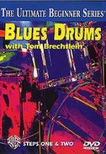 Tom Brechtlein Blues Drums for Beginners Part 1 And 2 Tom Brechtlein