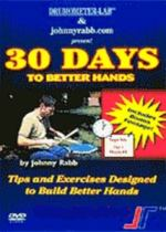 Johnny Rabb 30 Days To Better Hands