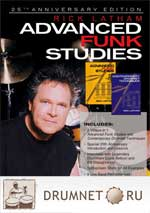 Rick Latham Advanced Funk Studies - 25th Anniversary Edition Rick Latham