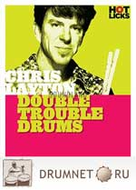 Chris Layton Double Trouble Drums Chris Layton