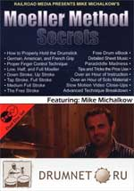 Moeller Method Secrets by Mike Michalkow