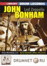 Pete Riley - Lick Library - John Bonham Drum Legends Pete Riley