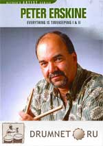 Peter Erskine Everything Is Timekeeping I and II Peter Erskine