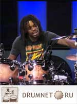 Thomas Pridgen Applying Rudiments To The Drum-Set Thomas Pridgen