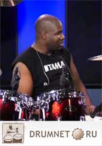 John Blackwell Drumming Discipline and Improvisation John Blackwell