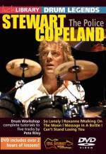 Pete Riley Stick Library / Lick Library - Stewart Copeland Drum Legends - The Police Pete Riley