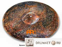 Meinl 22 Thin Ride Byzance Extra Dry Series